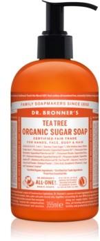 Tea Tree Dr Bronners Dr Bronners mydło w płynie do ciała i włosów 355 ml