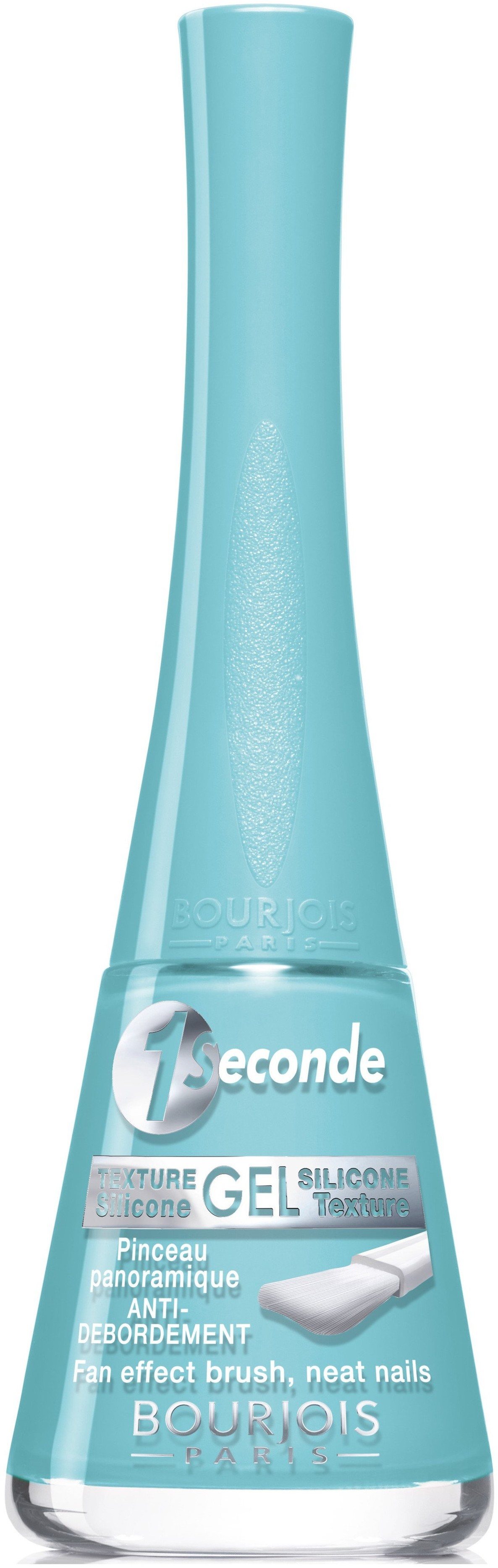 Bourjois 1 Seconde Nail Enamel lakier do paznokci 26 Blue No Blues 9ml