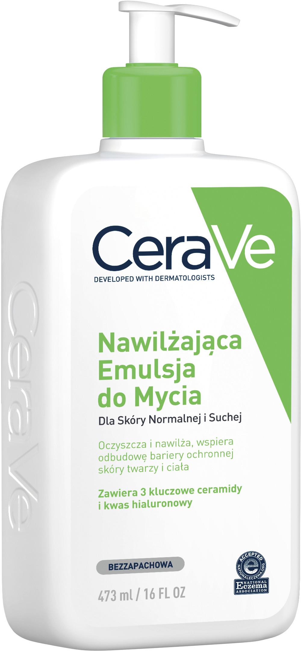 Loreal CERAVE Nawilżająca emulsja do mycia 473 ml