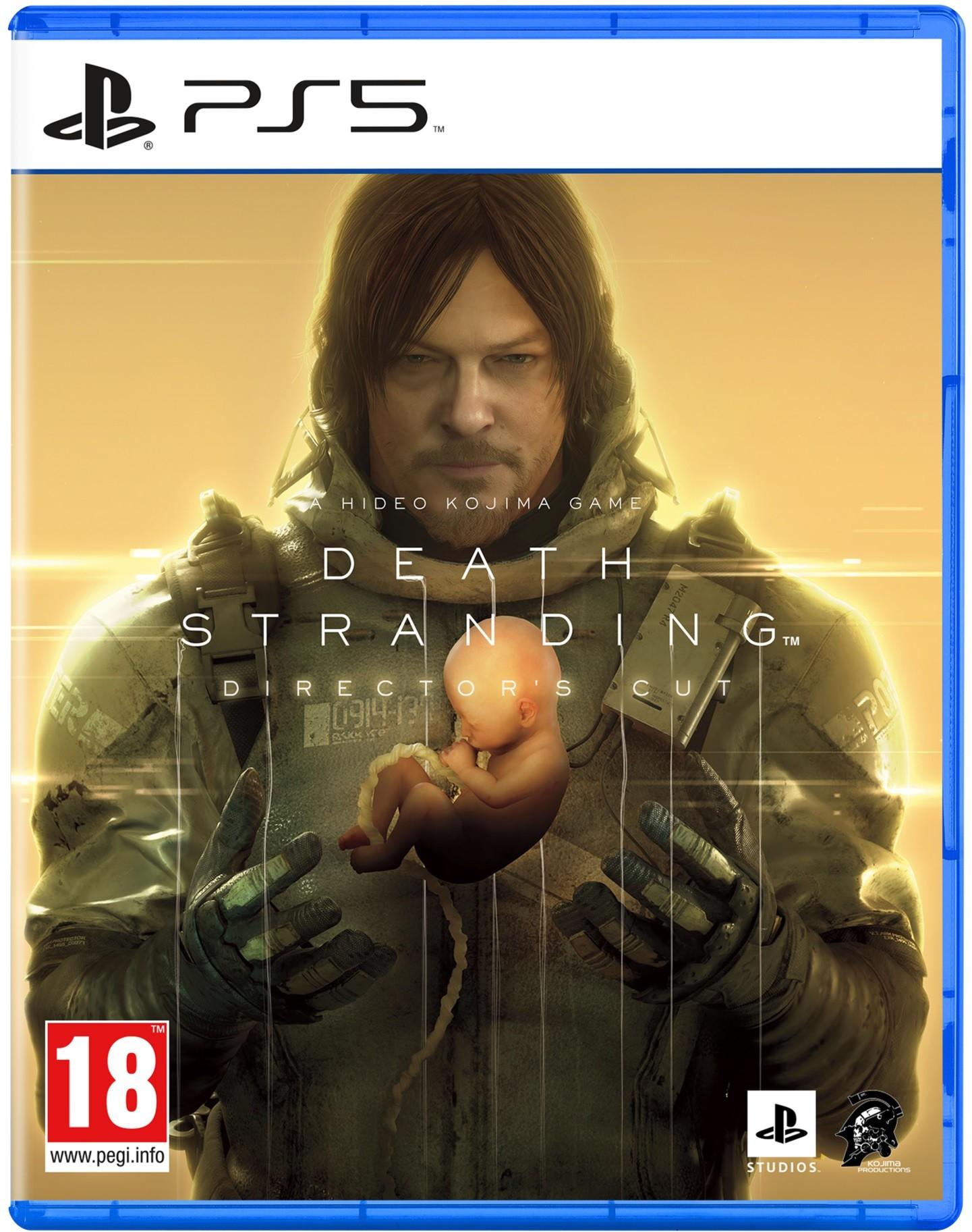 Death Stranding Director's Cut (GRA PS5)
