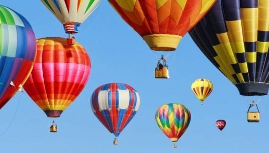 Lot balonem dla grupy znajomych Trójmiasto 5 pasażerów TAAK_WBDGPTM