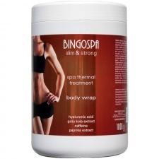 BingoSpa Termiczny zabieg SPA z kwasem hialuronowym, ekstraktem z Gotu Kola, kofeiną i aromatem paprykowym slim&strong