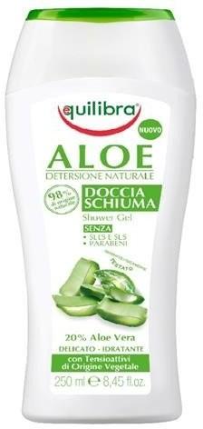 EQUILIBRA Aloe Shower Gel 250ml 63265-uniw