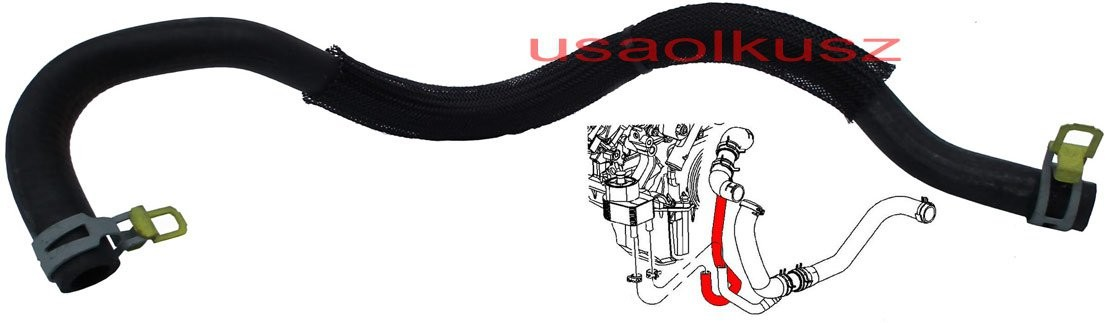 MOPAR Wąż chłodnicy oleju silnika Dodge Charger 5,7 V8 2009 xxx