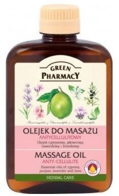 Green Pharmacy Olejek do masażu Antycellulitowy 200ml GP10-0704