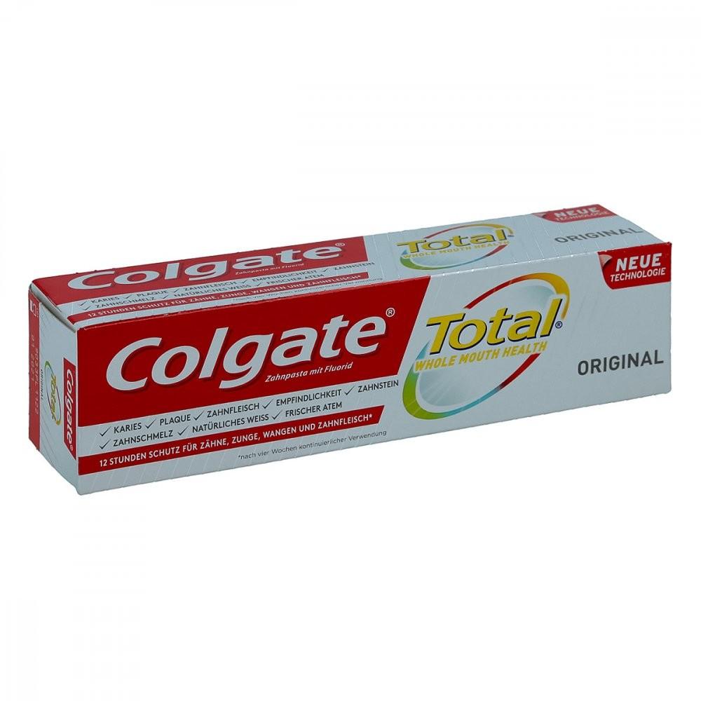 Gaba International CP GmbH Colgate Total Original Zahnpasta 75 ml