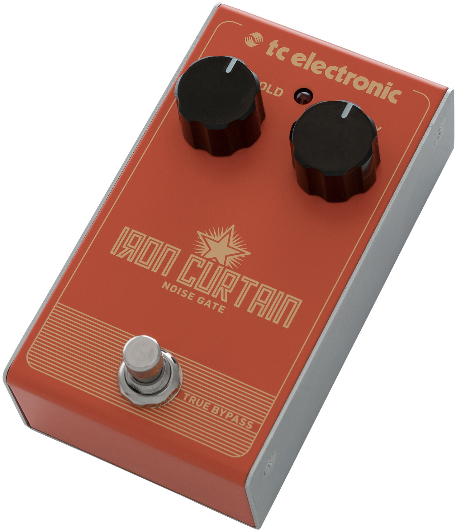 TC Electronic Iron Curtain Noise Gate - efekt gitarowy