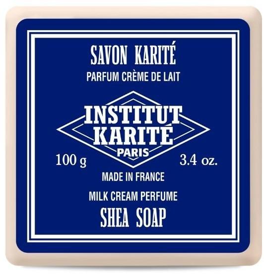 Institut Karité Paris Institut Karité Paris Bezzapachowe Mydło w kostce 100g