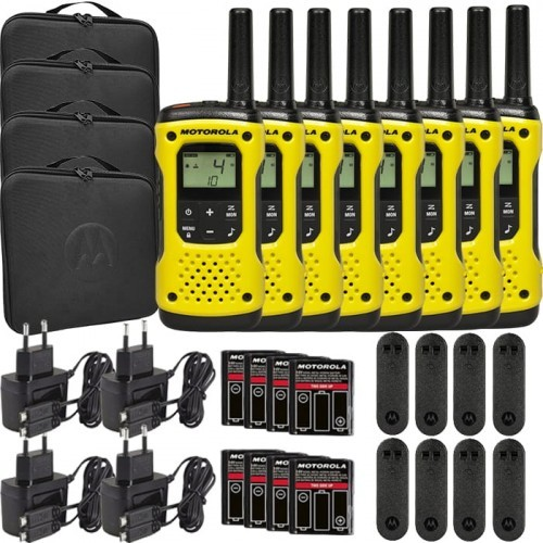 Motorola T92 H2O 8 sztuk KOMPLET PMR WODOODPORNE IP67 0DFC-53808_20201029221747