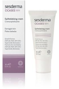 SesDerma Laboratories Krem przyspieszający gojenie dla uszkodzonej skóry - Laboratories icases Wh ream Krem przyspieszający gojenie dla uszkodzonej skóry - Laboratories icases Wh ream