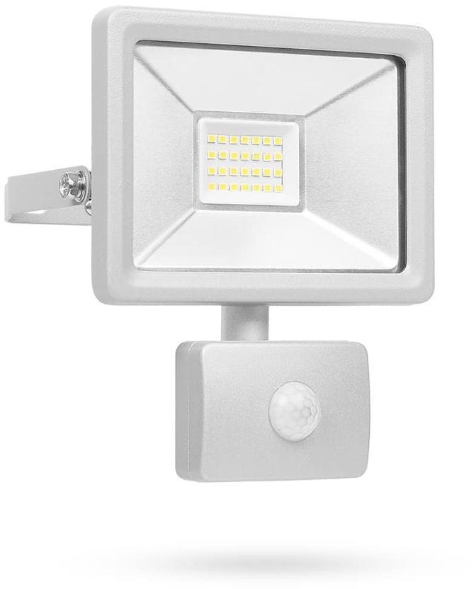 Smartwares SMARTWARES Reflektor LED z czujnikiem, 20 W, szary, SL1-DOB20 (10.046.96)