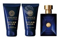 Versace SET Dylan Blue M) edt 5ml + sg 25ml + asb 25ml