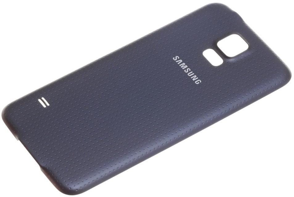 Samsung KLAPKA BATERII GALAXY S5 SZARA Grade A DD / W365