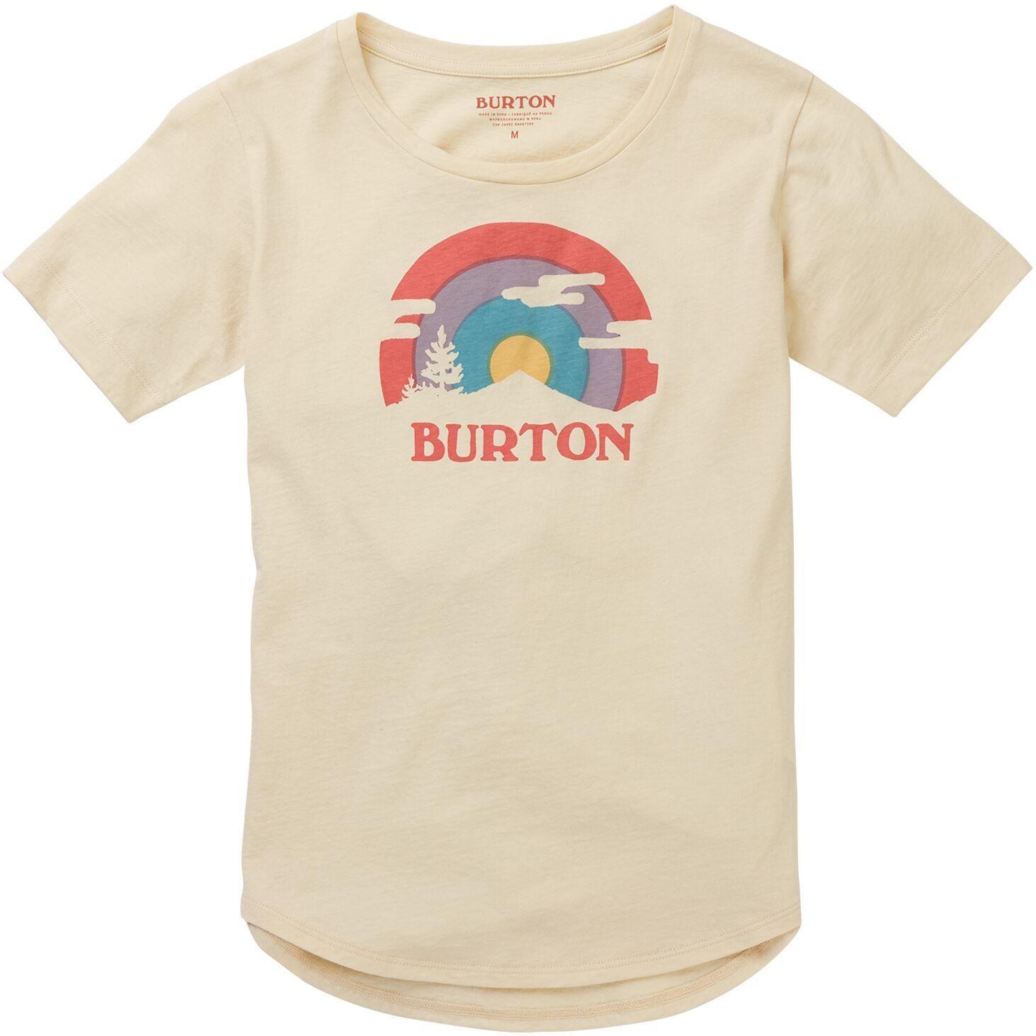 Burton t-shirt GIRLS CALLON SS Creme Brulee