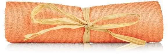 TBS PL Ręcznik peelingujący pomarańczowy Kolor Pomarańczowy D-24985