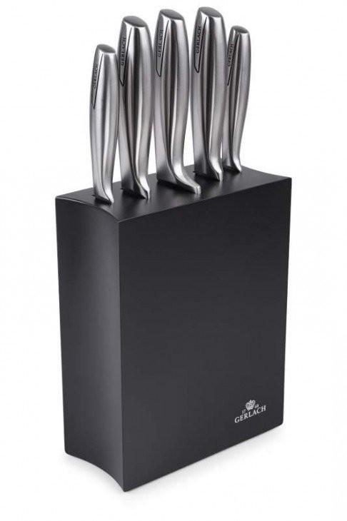 Gerlach Zestaw noży w bloku (5 elementow) 993