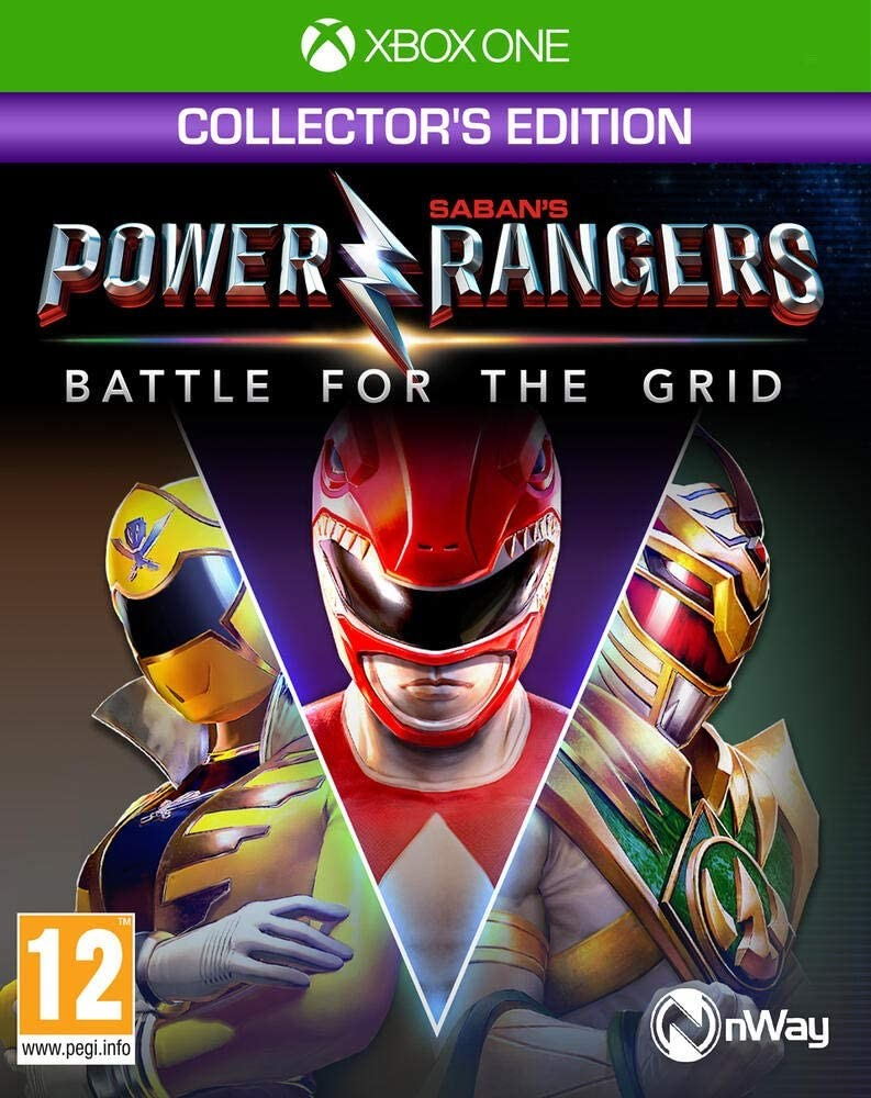 Power Rangers: Battle For The Grid (Collector's Edition) (GRA XBOX ONE)