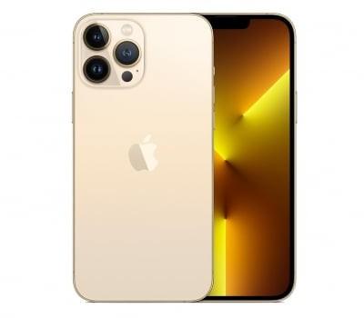 Apple iPhone 13 Pro Max 5G 128GB Dual Sim Złoty (MLL83PM/A)