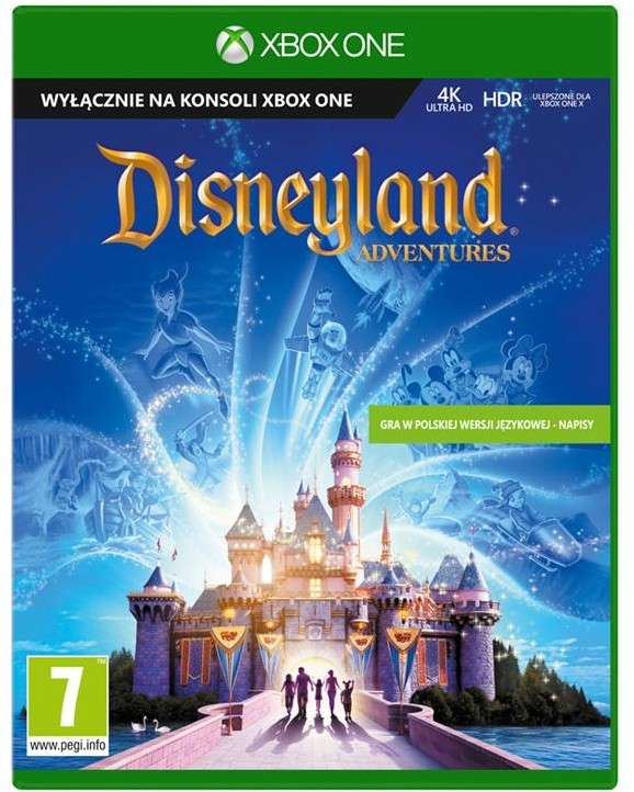 Disneyland Adventures (GRA XBOX ONE)