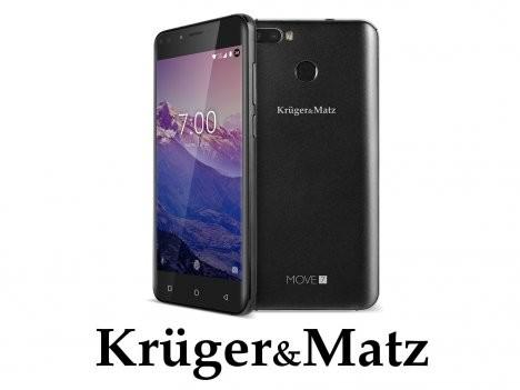 Opinie o Kruger&Matz Move 7 8GB Czarny