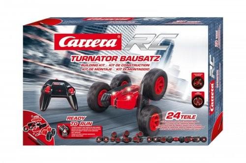 Carrera RC Zestaw zbuduj Turnator Building Kit 2,4 GHz