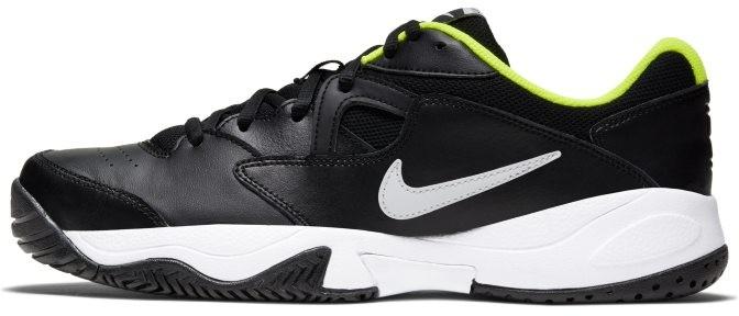 Nike Męskie buty do tenisa na twarde korty NikeCourt Lite 2 - Czerń AR8836-009