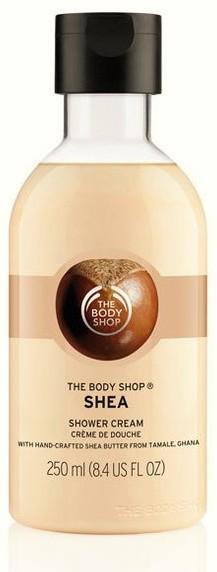 The Body Shop The Body Shop_shea Shower Cream_żel Do KĄPIELI_250