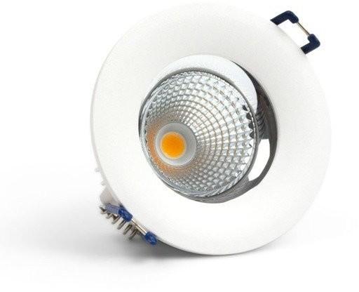 Oxyled Do łazienki ARCOS IP65 neutral 15W śr.11,1cm - 15 Biała Neutralna OXY DL15 60 4K IP 65