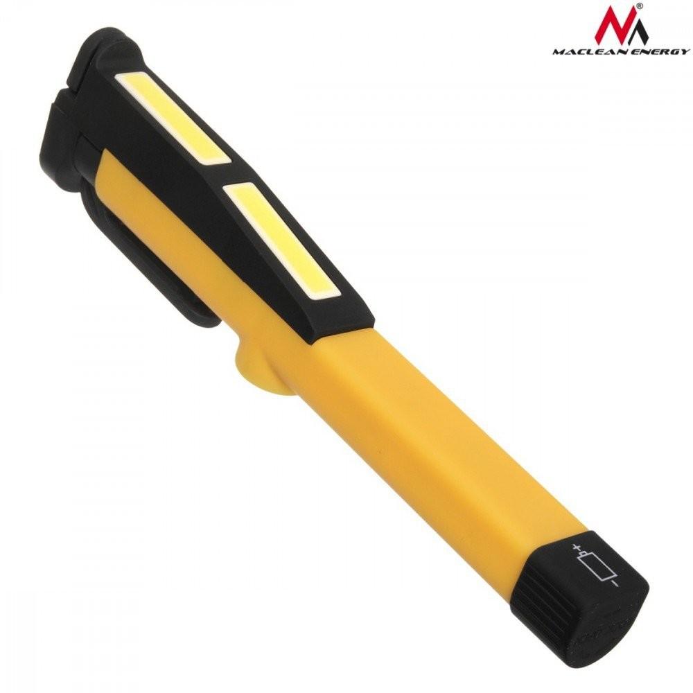 Maclean Lampka długopis LED 3W COB Energy magnetyczna MCE173 LIMCLCMACMCE173