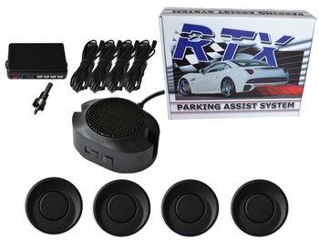 RTX Czujniki Parkowania Cofania Regulowany Dźwięk PA2-85