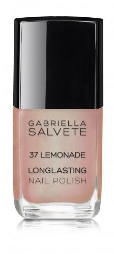 Gabriella Salvete Longlasting Enamel lakier do paznokci 11ml 37 Lemonade