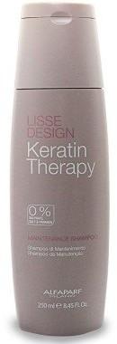 Alfaparf Szampon do włosów - Lisse Design Keratin Therapy Maintenance Shampoo Szampon do włosów - Lisse Design Keratin Therapy Maintenance Shampoo