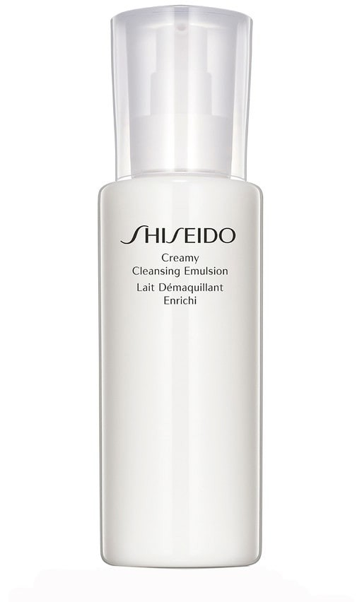 Shiseido Essentials Creamy Cleansing Emulsion Mleczko do demakijażu 200 ml