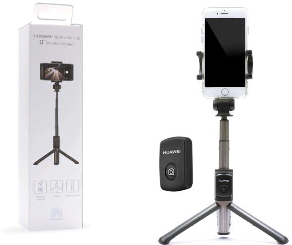 Huawei Selfie Stick AF15 - tripod bluetooth z pilotem - biały SFHW000SELF002000