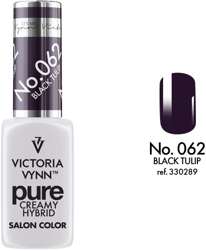 Victoria Vynn PURE 062 Black Tulip - 8 ml 330289-VICTORIA-VYNN