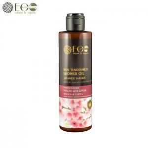 Ecolab Olej do kąpieli pod prysznic - japońska sakura, olej z pestek brzoskwini - 3951-0