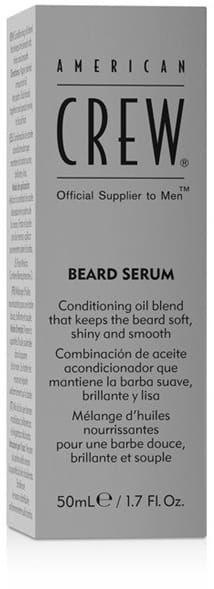 American crew American Crew Beard Serum do brody i wąsów 50ml BEARD-SERUM