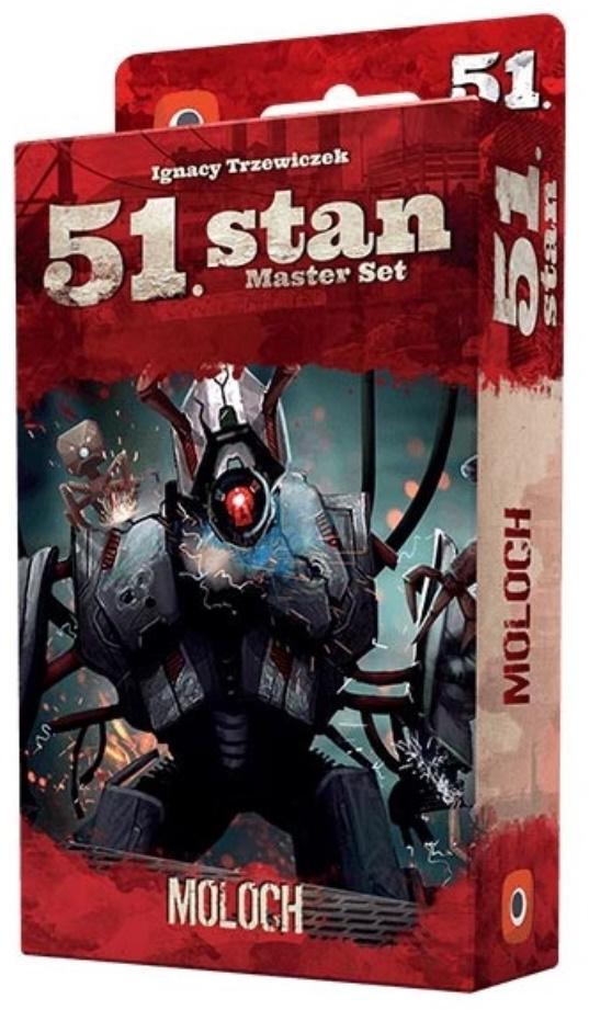 Portal Games 51 Stan Moloch