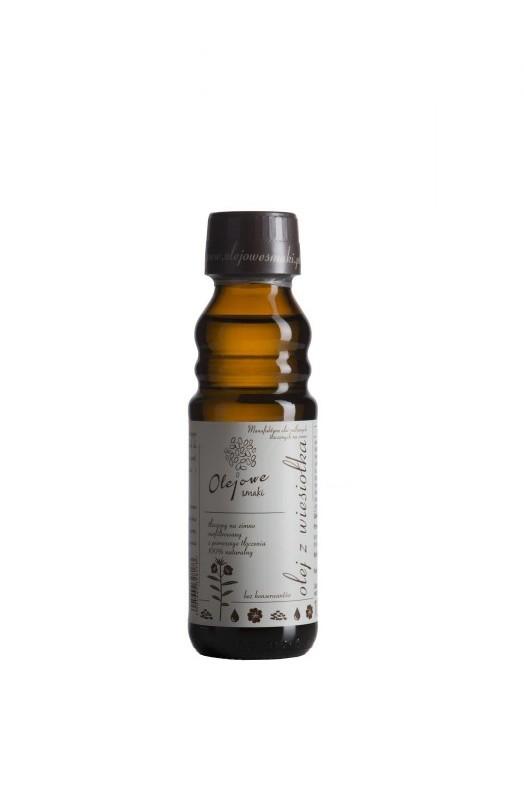 Olejowe Smaki olej z Wiesiołka Zimnotłoczony 250 ml - Olejowe Smaki 36S_1157