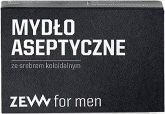 Zew for Men Zew for Men Mydło aseptyczne ze srebrem koloidalnym 85ml Zew ZEW0045