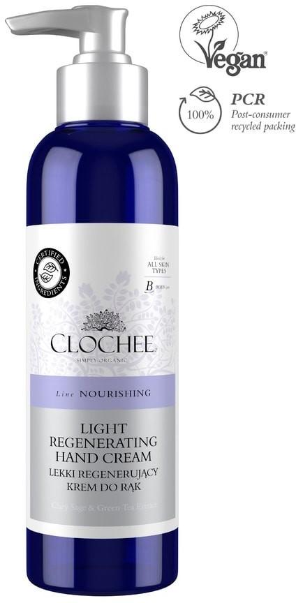 Clochee Clochee lekki odżywczy krem do rąk 250 ml