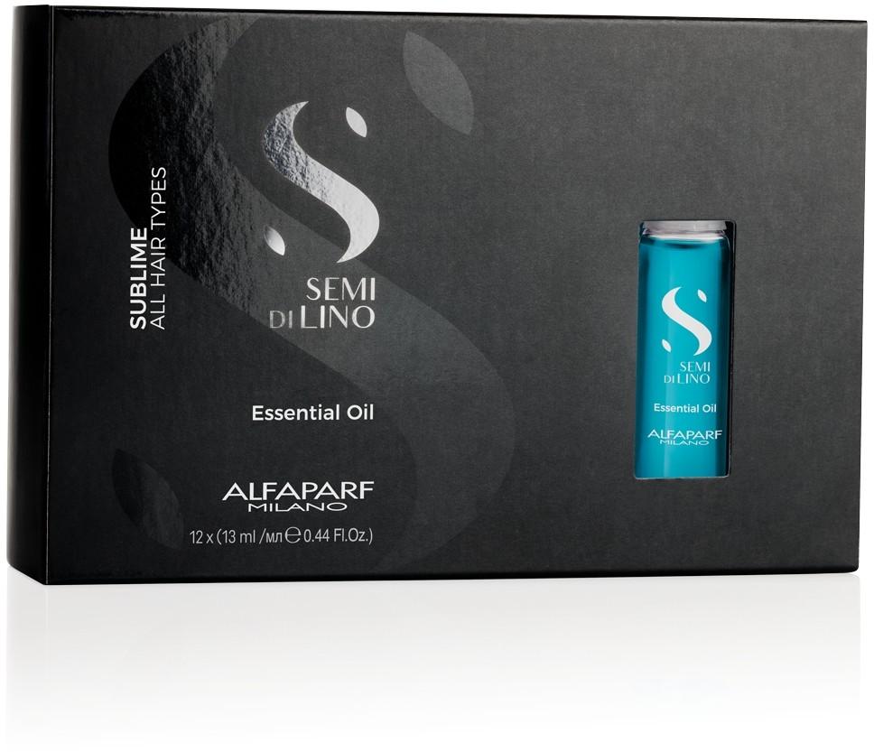 Alfaparf SDL Sublime Olejek do włosów 12x13ml