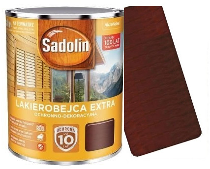 Sadolin Sadolin Extra LakieroBejca Tek 2,5L far003648