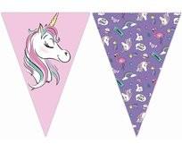 GoDan Banner flagowy, Myszka Minnie Unicorn