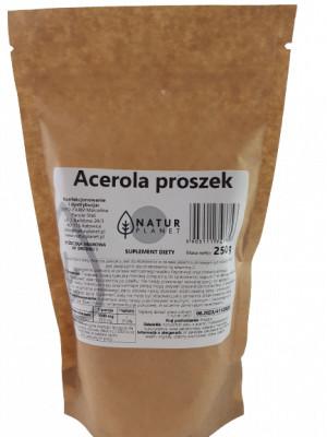 ACEROLA  ( super witamina C ) 250g - 1/4 kg !!!! 1 szt.