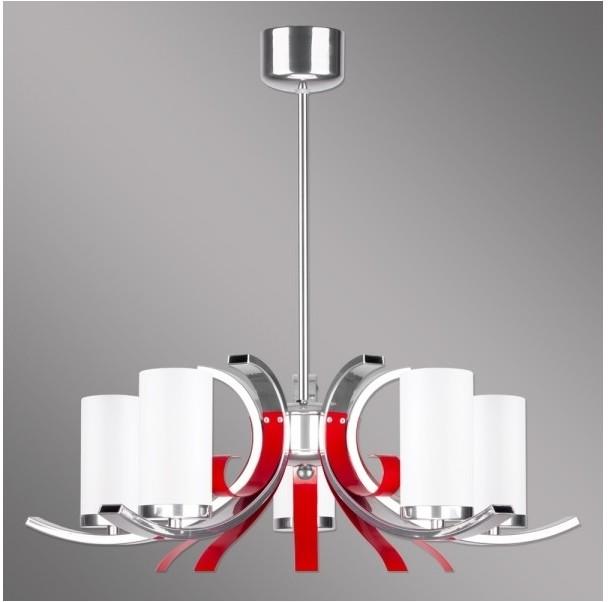 Kemar Lampa wisząca Marami R - 5xE14/60W/230V