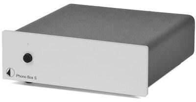 Pro-ject Phono S Box Srebrny