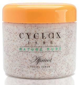 Cyclax CYCLAX Apricot Facial Scrub Peeling do twarzy z ekstraktem z moreli 300ml 55214-uniw