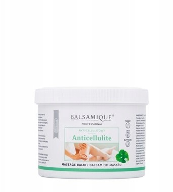 Balsamique Antycellulitowy Balsam do Masażu 500ml