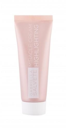 Gabriella Salvete Miracle Cream Highlighting rozświetlacz 25 ml dla kobiet 03 Be Gorgeous